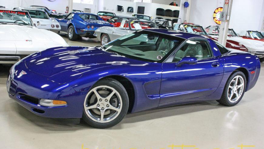 Agreed Value Insurance – Insuring a Million Dollar Corvette