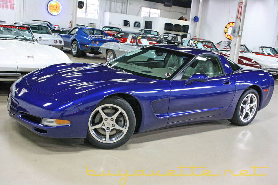 Agreed Value Insurance – Insuring a Million Dollar Corvette