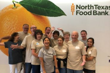 CoVerica Gives Back During CFT's Annual Giving Day